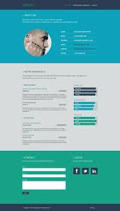 Online Resume Websites by 48 Best Résumé Images On Pinterest Cv Design Design Resume And