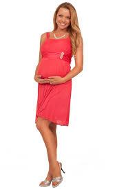 maternity pregnant bridesmaid sleeveless rhinestone empire waist