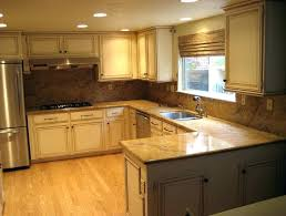 how to restain wood cabinets darker restaining cabinets kitchen cabinet project photos kitchen