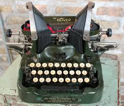 oliver typewriter co history made in chicago museum