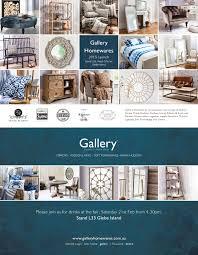 Aura Home Design Gallery Mirror by Gallery Homewares Julie Lewis Agency