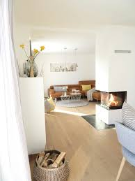 Wohnzimmer Design Mit Kamin Sonne Feuer Eis Helle Wohnzimmer Wohnzimmer Und Wohnen