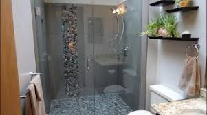 Showers In Small Bathrooms Marvelous Bathroom Corner Walk Shower Ideas Outstanding Walk In