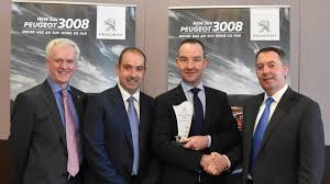 peugeot dealer list lynn motors dundalk are peugeot dealers of the year u003cbr