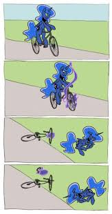 Bike Meme - 989926 artist spaerk baton roue bicycle comic d frown