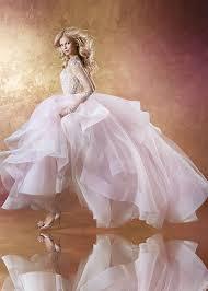 hayley wedding dresses hayley blush lorelei rosewater feminine wedding dress size
