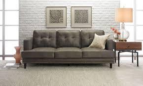 jax handtufted mid century sofa the dump america u0027s furniture