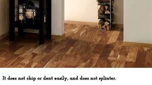 features of teak wood flooring