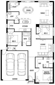 floorplan of a house house design lamont porter davis homes