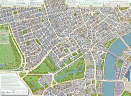 Oxford England Map by Welcome To Covent Garden