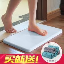 Japanese Bath Mat Sen Live Sovo Creative Japanese Diatomite Water Pad Special For