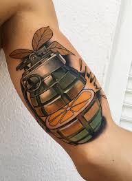 30 war inspired tattoos from around the so bad so