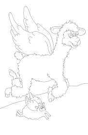 coloring pages of yamas