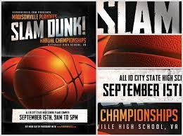 slam dunk flyer template 2 jpg