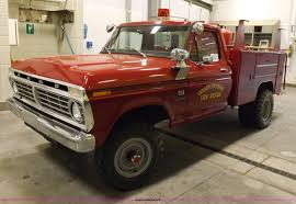 Ford F250 Service Truck - 1975 ford f250 utility truck item i7668 sold september