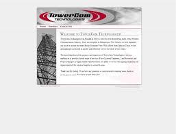 Home Design Interactive Website Website Redesign Towercom Technologies Oasis Interactive