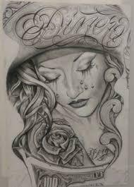 lil homie love drawings homies cholo art avenues lowrider