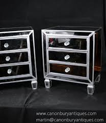Affordable Mirrored Nightstand Nightstand Night Stands Ikea With Regard To Nice Hemnes