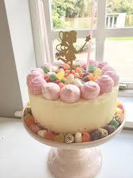 large glitter fairy cake topper u2013 craft u0026 crumb