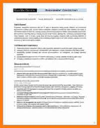 5 leadership skills on resume example ledger paper