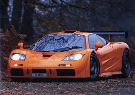 fastest mclaren mclaren f1 fastest cars in the world
