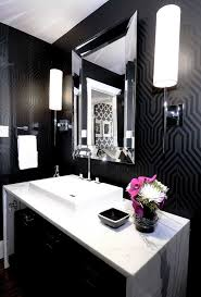 Beveled Mirror Bathroom Beveled Mirror Bathroom Contemporary With Walls Beveled Mirror