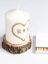 Personalize Candles Best 25 Unity Candle Holder Ideas On Pinterest Wedding Unity