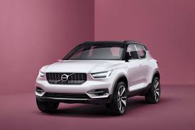 Volvo Xc40 Interior Innovations Add Tissues Trash Can News