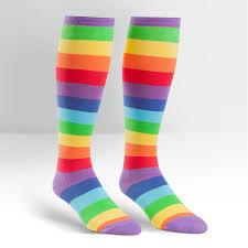 Super Socks Wide Calf Super Juicy Women U0027s Knee High Sock It To Me