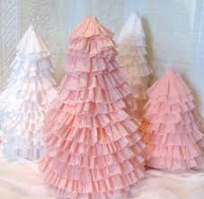 Christmas Crepe Paper Decorations by Creative Chaos The Official Crepe Paper Christmas Tree Tutorial