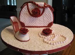 cake purse purse cakes decoration ideas birthday cakes