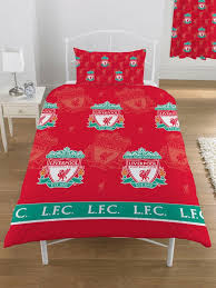 Arsenal Duvet Covers Liverpool Bedding And Curtains Memsaheb Net