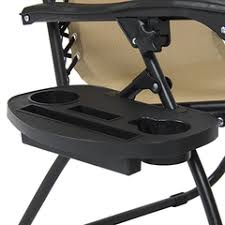 Zero Gravity Chair Walmart Zero Gravity Chairs Case Of 2 Tan Lounge Patio Chairs Outdoor