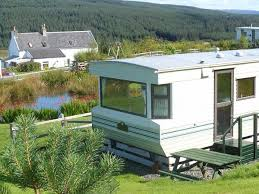 Barn Cottage Mull Isle Of Mull Self Catering Crannich Caravans