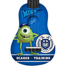 Monsters University Halloween by First Act Disney Monsters University Ukulele Walmart Com