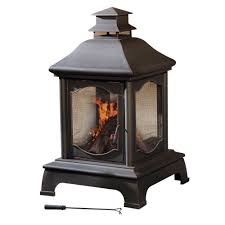 Chiminea San Diego Chiminea Outdoor Fireplaces Outdoor Heating The Home Depot