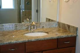 Glass Vanity Countertop Vanities Install A Bath Vanity Top Replace Bathroom Vanity