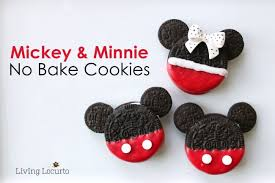 mickey minnie mouse cookies cute disney treats