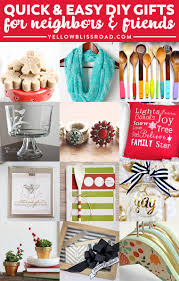 gift ideas for 35 gift ideas for neighbors and friends yellow bliss road