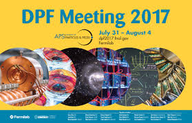 aps division of particles and fields meeting at fermilab july 31