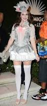 kelly brook and jessica lowndes attend same halloween party in la