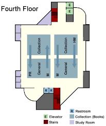 Ellis Park Floor Plan Library Floor Plans