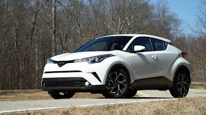 toyota new suv car 2018 toyota c hr suv targets a younger audience consumer reports