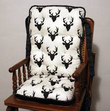 Forest High Chair Ready To Ship Buck Forest High Chair Cushions By Mayberryandmain