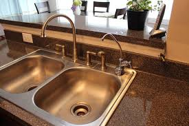 Brown Kitchen Sink Kitchen Sinks Home Depot Coexist Decors