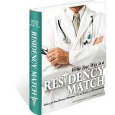 write your way to a residency match