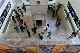 Photo of berlin wall exhibit at newseum in washington dc have