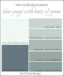 colony green benjamin moore color palette monday 1