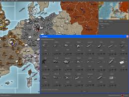 New World Order Map by 8 Turn Based Games On Linux Linuxaria