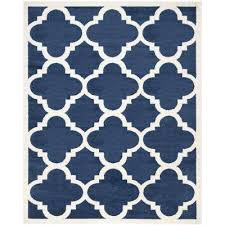 Navy And White Outdoor Rug Blue Outdoor Rugs Rugs The Home Depot